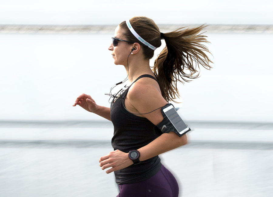 Running to reduce belly fat